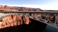 Navajo Bridge pan P HD video