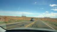 POV Navajo power station video