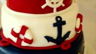 Naval cake video