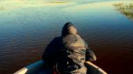 navigating in laguna del plata santa fe argentina video