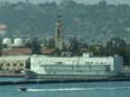 Navy Hospital Ship Docked, Pull video