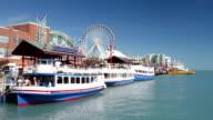 Navy Pier in Chicago video