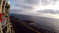 Navy Ship Time Lapse video