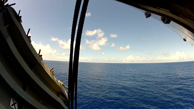 Navy Ship video