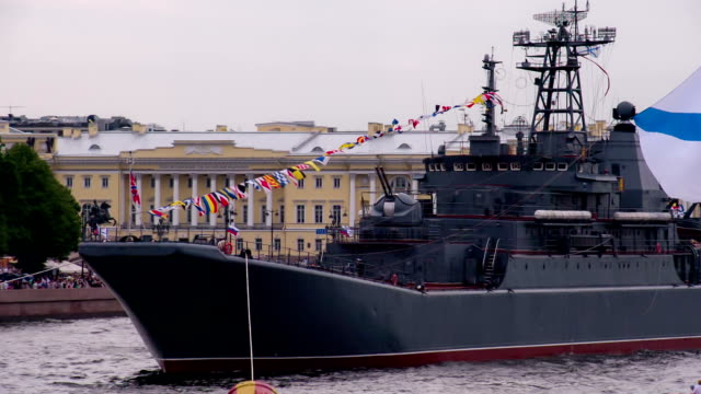 Navy Ships Docked video