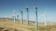 Near and Distant Wind Turbines video