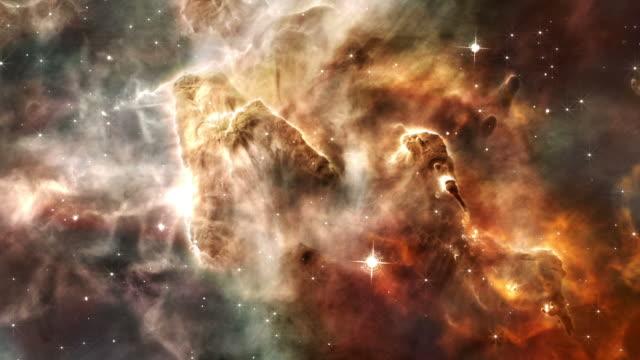 Nebula Scene video