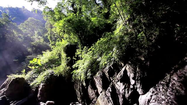 Neidong waterfalls video