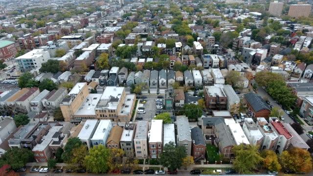 Neighborhood Fly Over video