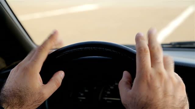 nervousness in traffic video