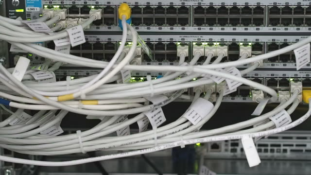 Network cables video