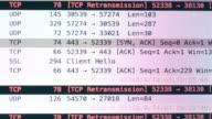 Network data packet analysis video