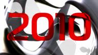 New 2010 year, HD, Loop/Cycle video