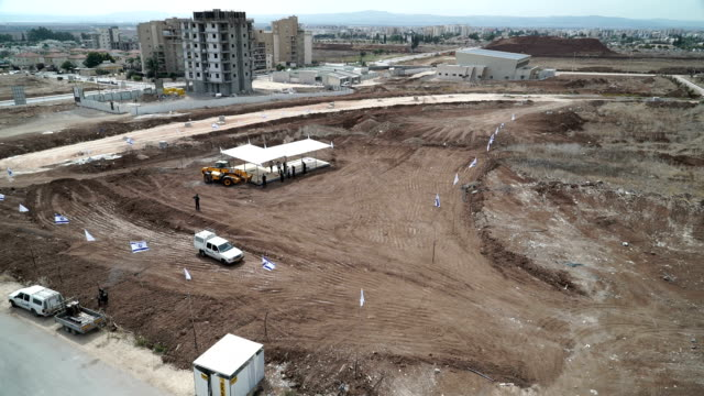 New Apartment Construction in Israel video