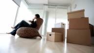 New apartment tea break video