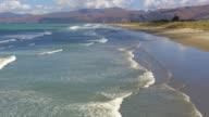New Briton Beach Christchurch New Zealand video