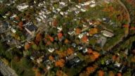 new Brunswick - Aerial View - Maine,  Cumberland County,  United States video