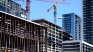 New Construction Downtown urban Highrise , the Next tallest Building in Austin Texas video