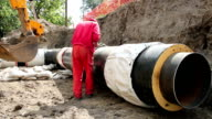New District Heating Pipes video