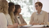 New Employee Welcoming Seminar video