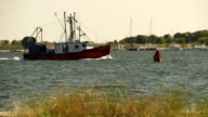 New England, Guilford Harbor video