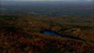 New Hampshire landscape - Aerial View - New Hampshire,  Merrimack County,  United States video