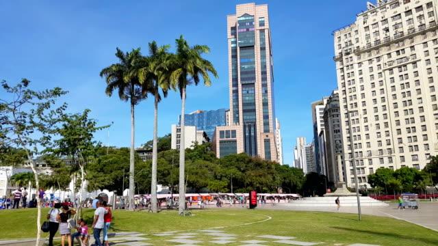 New Maua Square in Rio de Janeiro video
