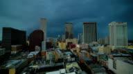 New Orleans, LA: During storm video
