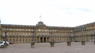 New Palace Stuttgart video