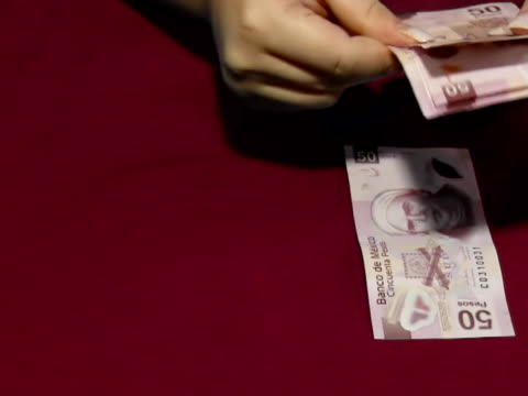 New Polymer Secure 50 Peso Bills (NTSC) video