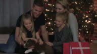 New Puppy for Christmas video