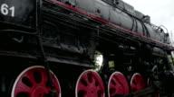 New train on standby 4K FS700 Odyssey 7Q video