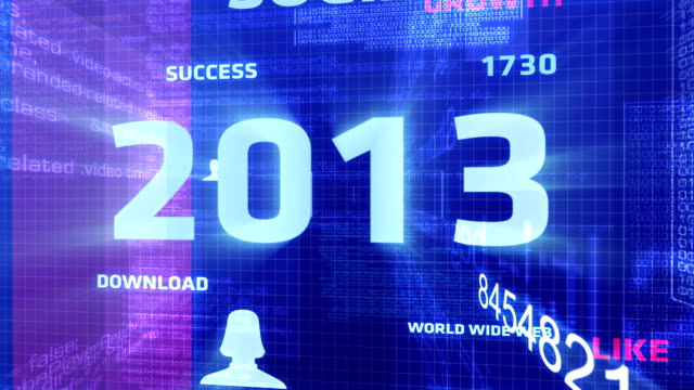 New Year 2013 video