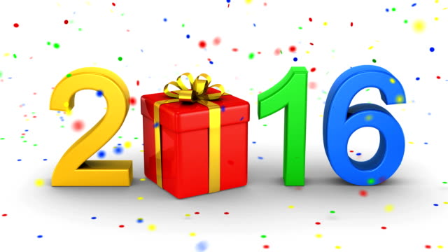 New Year 2016 video