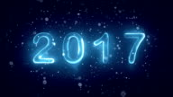 New Year 2017. video