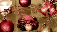 New Year and Christmas Decoration video