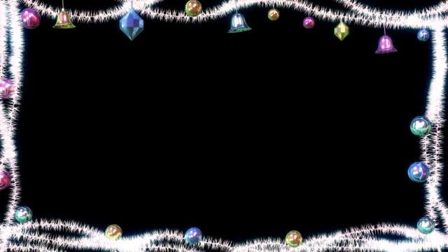 New Year Ornament #1 + alpha  HD video