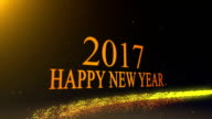 New Year's Eve 2017 video