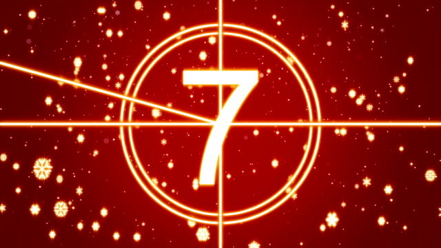 New Year's Eve Countdown to 2015 video