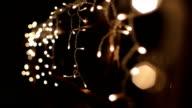 New year's lanterns video