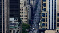 New York City: 5th ave time lapse video