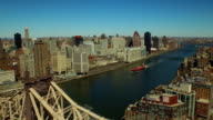 New York City Aerial video
