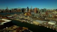 New York City Aerial video