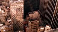 New York city buildings video