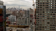 New York city, buildings video