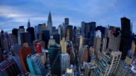 New York City day to night video