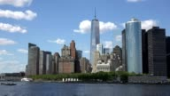 New York City Financial District video