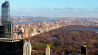 New York City. Late Autumn in Central Park video