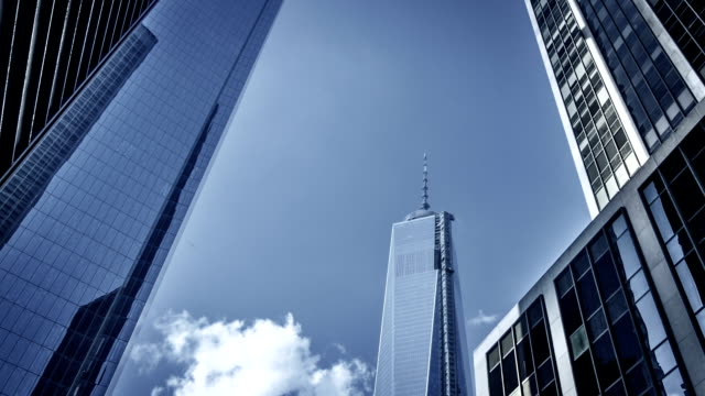 New York City, One World Trade Center - Freedom Tower video