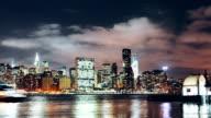 New York City Skyline from Long Island City video